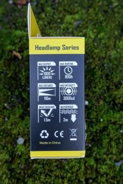 Nitecore HC65 Headlamp Review CivilGear 003