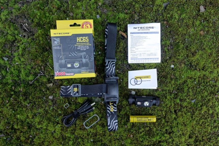Nitecore HC65 Headlamp Review CivilGear 004