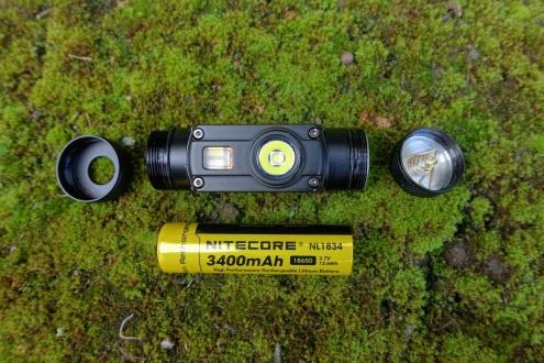 Nitecore HC65 Headlamp Review CivilGear 008