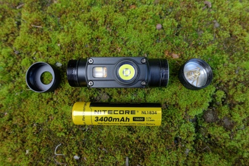 Nitecore HC65 Headlamp Review CivilGear 008