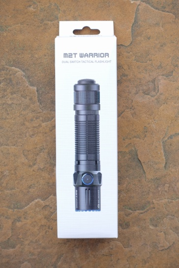 Olight M2T Flashlight Review CivilGear 102