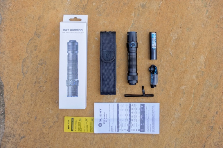 Olight M2T Flashlight Review CivilGear 104