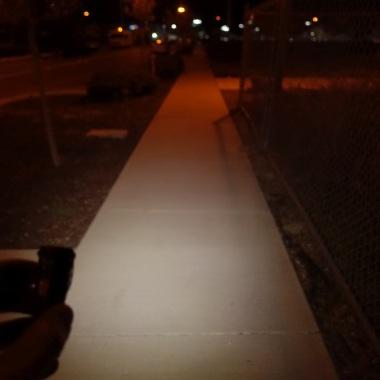 Fenix LD15R Flashlight Review CivilGear 100