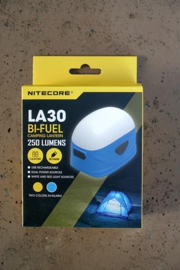 Nitecore LA30 Lantern Review CivilGear 000