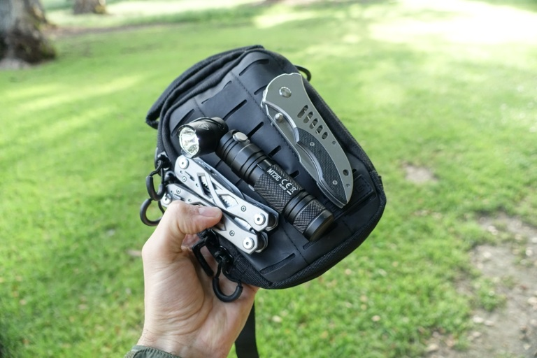 Nitecore MT21C Flashlight Review CivilGear 000