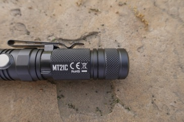 Nitecore MT21C Flashlight Review CivilGear 008