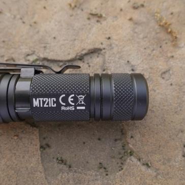Nitecore MT21C Flashlight Review CivilGear 008