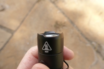 Nitecore MT21C Flashlight Review CivilGear 019