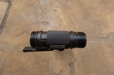 Nitecore MT21C Flashlight Review CivilGear 022