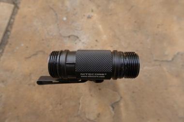 Nitecore MT21C Flashlight Review CivilGear 022
