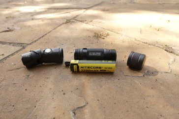 Nitecore MT21C Flashlight Review CivilGear 024