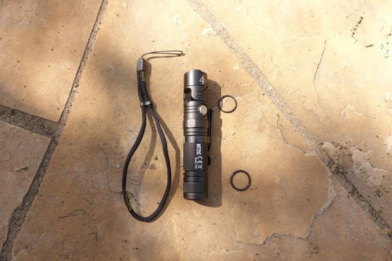 Nitecore MT21C Flashlight Review CivilGear 025