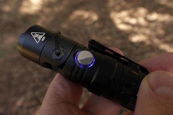 Nitecore MT21C Flashlight Review CivilGear 026