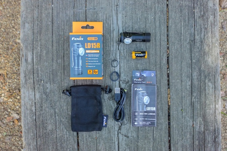 Olight H16 Headlamp Review CivilGear 004