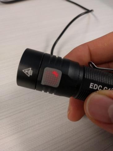 FOLOMOV EDC-C4 Flashlight Review CivilGear 061