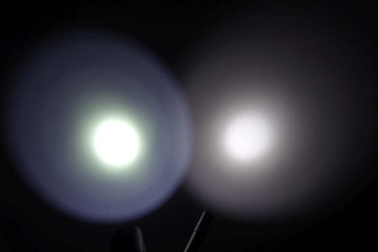 Nitecore EA42 Flashlight Review CivilGear 033