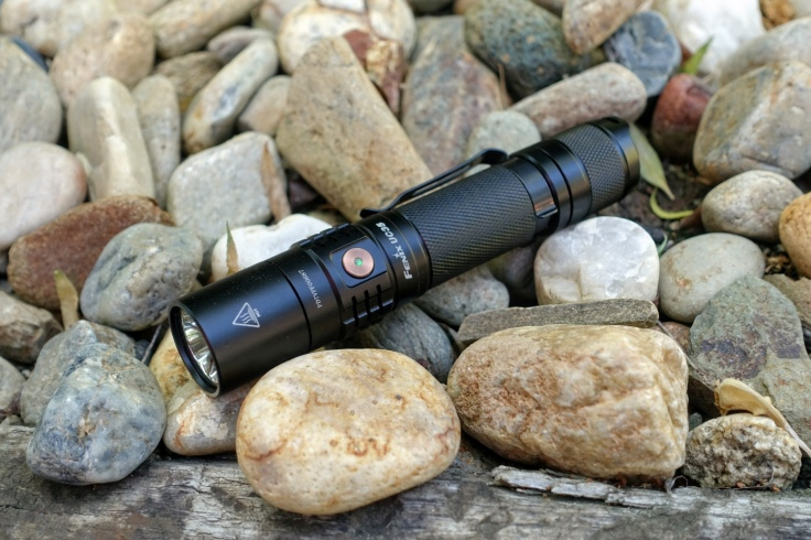 Fenix UC35 v2 Flashlight Review CivilGear 000