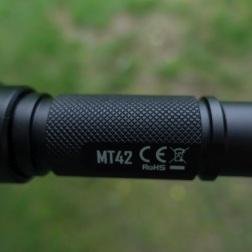 Nitecore MT42 Flashlight Review CivilGear 022