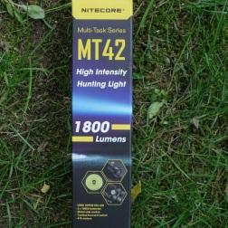 Nitecore MT42 Flashlight Review CivilGear 034