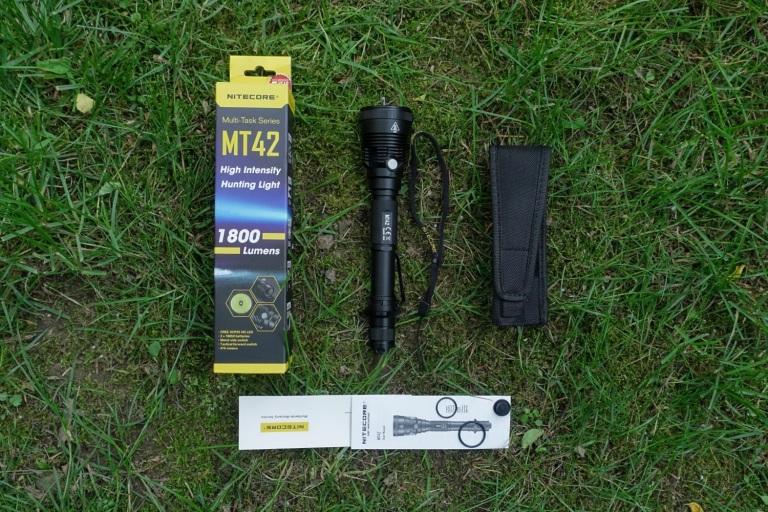 Nitecore MT42 Flashlight Review CivilGear 037