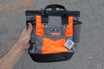 Ergodyne Arsenal 5527 Topped Tool Pouch Review CivilGear 000
