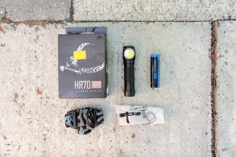 Imalent HR70 Headlamp Review CivilGear 000