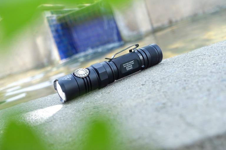 Nitecore EC22 Flashlight Review CivilGear 006