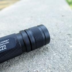 Nitecore EC22 Flashlight Review CivilGear 012