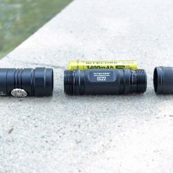 Nitecore EC22 Flashlight Review CivilGear 022