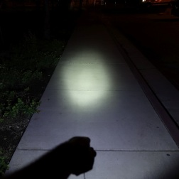 Nitecore EC22 Flashlight Review CivilGear 027