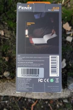 Fenix CL23 Lantern Review CivilGear 013