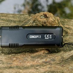 Nitecore C2 Flashlight Review CivilGear 000