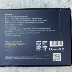 Nitecore C2 Flashlight Review CivilGear 010