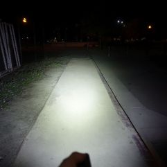 Nitecore C2 Flashlight Review CivilGear 043