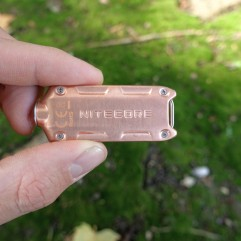 Nitecore TIP Cu Keychain Light Review CivilGear 008