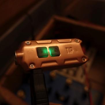 Nitecore TIP Cu Keychain Light Review CivilGear 017