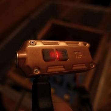 Nitecore TIP Cu Keychain Light Review CivilGear 018