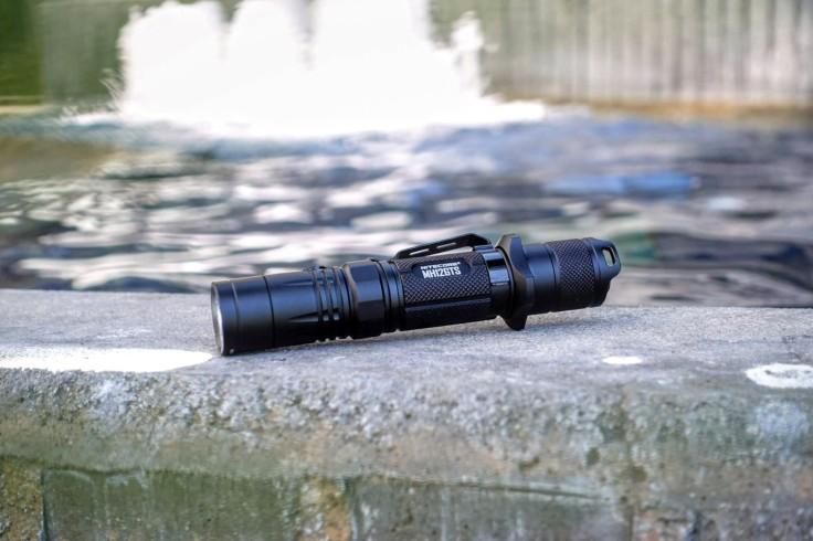 Nitecore MH12GTS Flashlight Review CivilGear 000