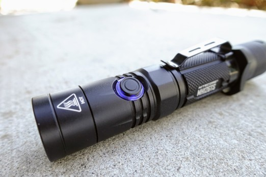 Nitecore MH12GTS Flashlight Review CivilGear 020