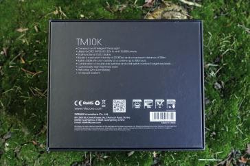 Nitecore TM10K Review CivilGear 004