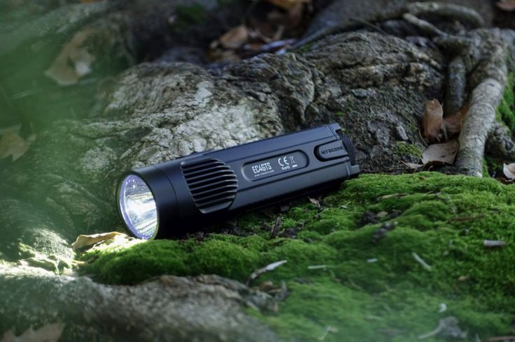 Nitecore EC4GTS Flashlight Review CivilGear 048